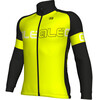 Alé Cycling Solid Basic Jacket Men Fluo Yellow-Black